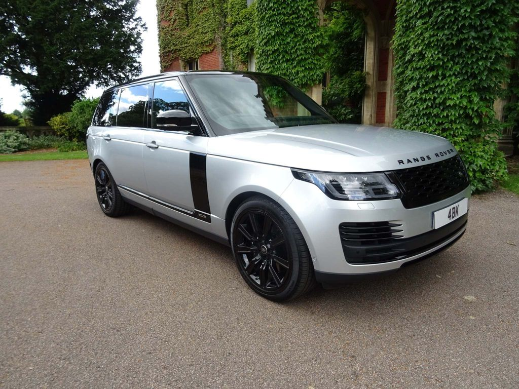 Land Rover Range Rover SUV 2.0 P400e 12.4kWh Autobiography Auto 4WD (s/s) 5dr LWB