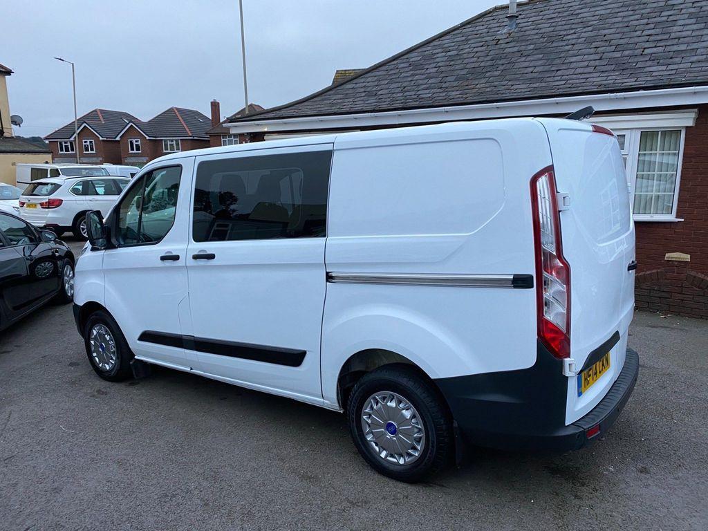 Ford Transit Custom Combi Van 2.2 TDCI 125 310 CREW VAN L1 H1