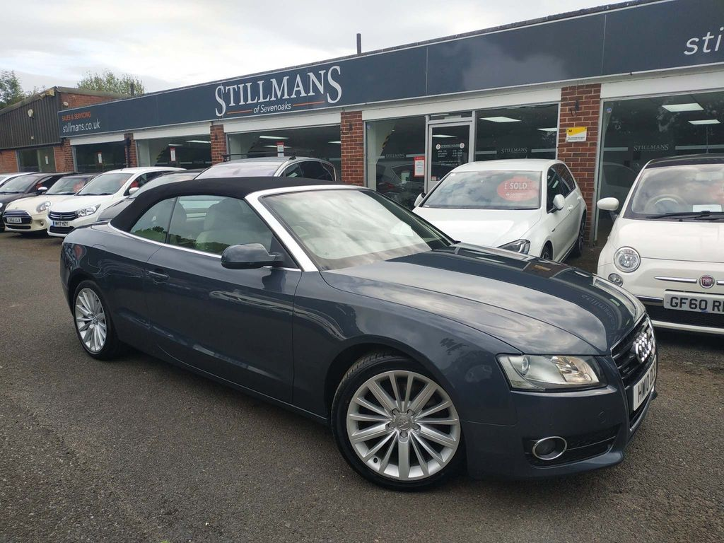 Audi A5 Cabriolet Convertible 3.0 TDI SE Cabriolet S Tronic quattro 2dr