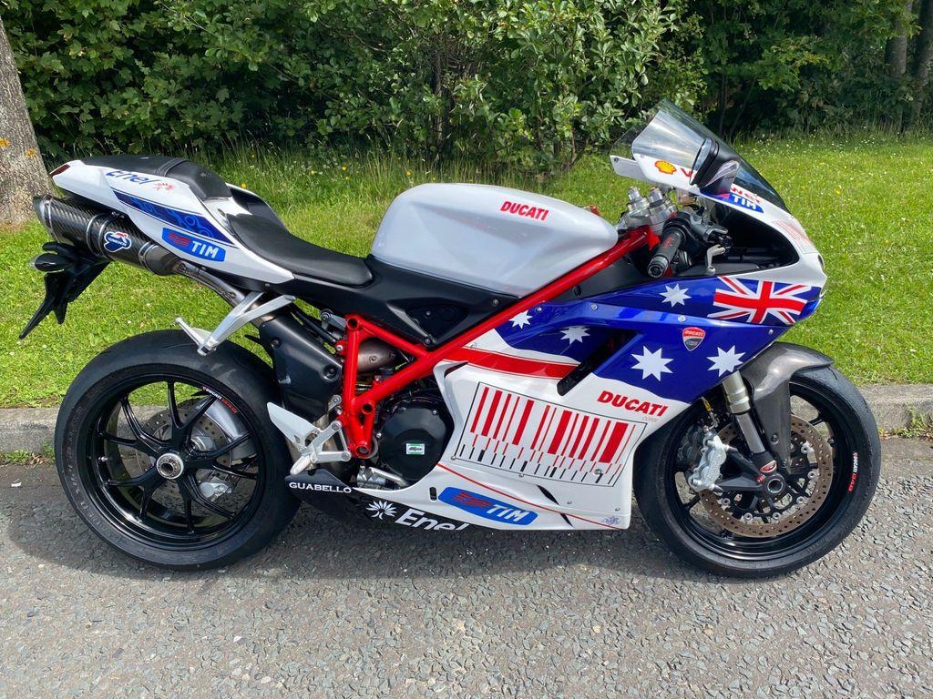 Ducati 848 Super Sports 848 Evo Corse SE