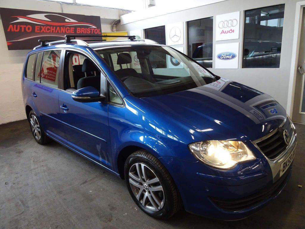 Volkswagen Touran MPV 1.9 TDI BlueMotion Tech SE 5dr (7 Seats)