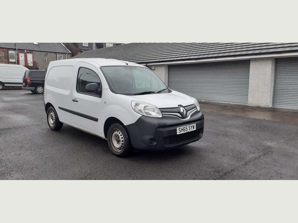 Renault Kangoo Car Derived Van 1.5 dCi ENERGY ML19 Business L2 H1 EU6 (s/s) 5dr
