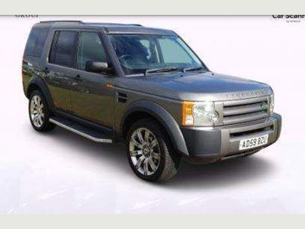 Land Rover Discovery 3 SUV XS 7 SEAT AUTOMATIC