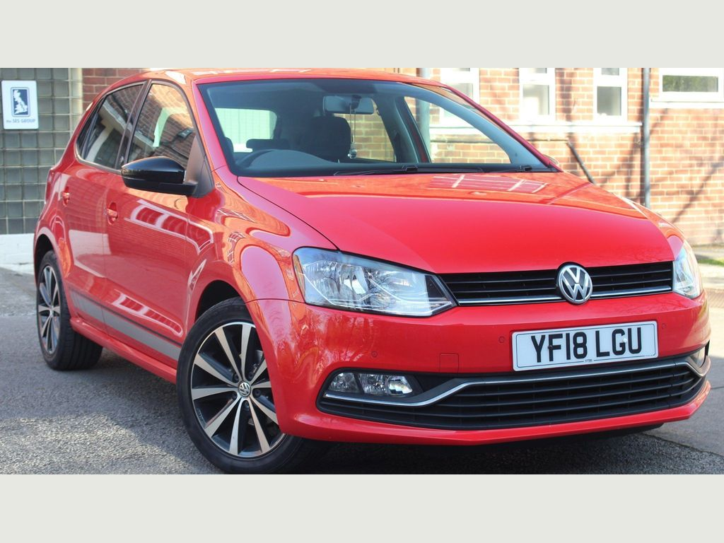 Volkswagen Polo Hatchback 1.0 BlueMotion Tech Beats (s/s) 5dr