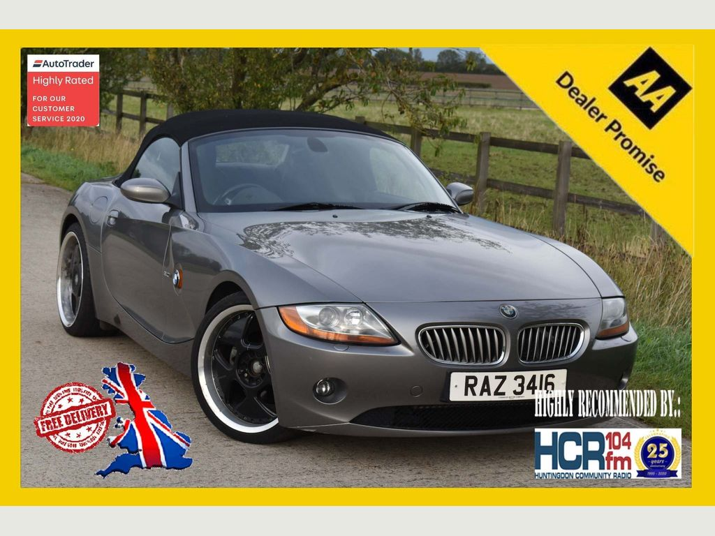 BMW Z4 Convertible 3.0 i Roadster 2dr