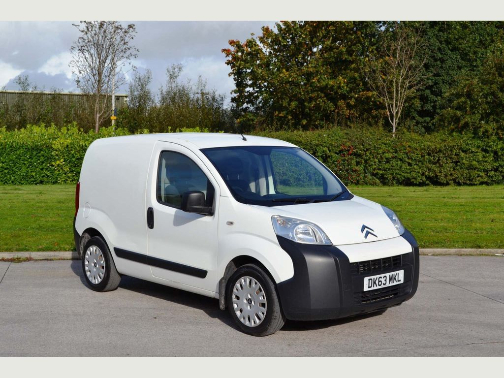 Citroen Nemo Panel Van 1.3 HDi 16v 660LX Panel Van 3dr