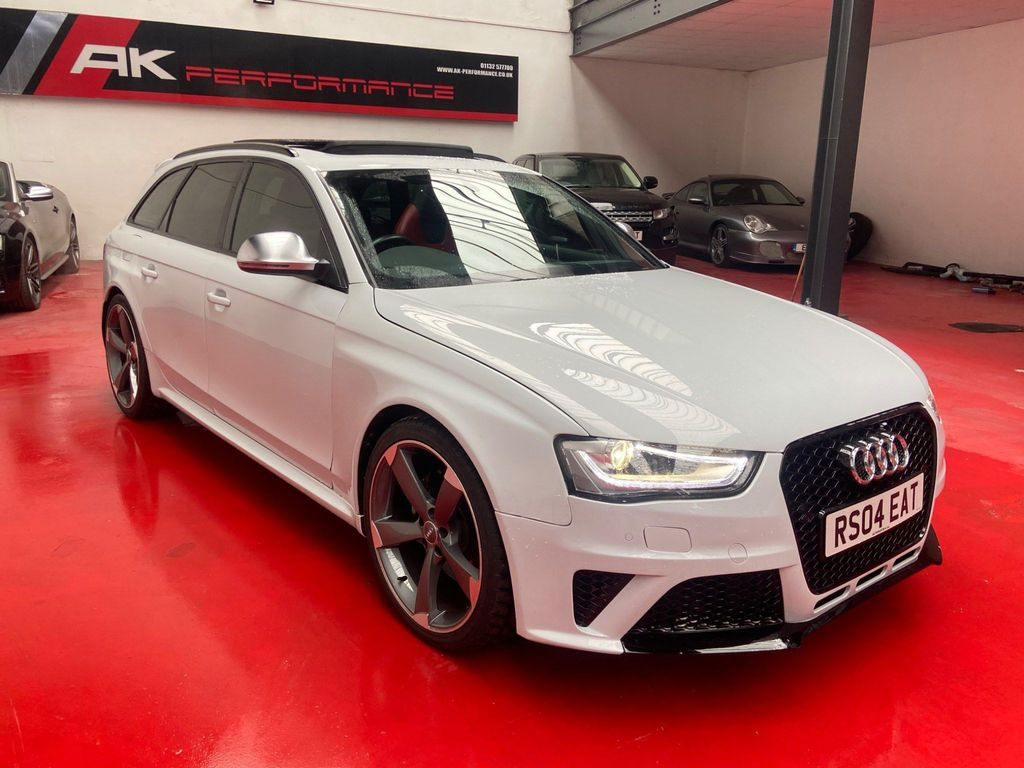 Audi S4 Avant Estate 3.0 V6 S Tronic quattro 5dr