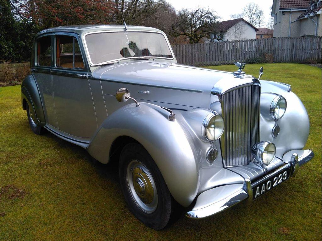 Bentley Mkvi Unlisted