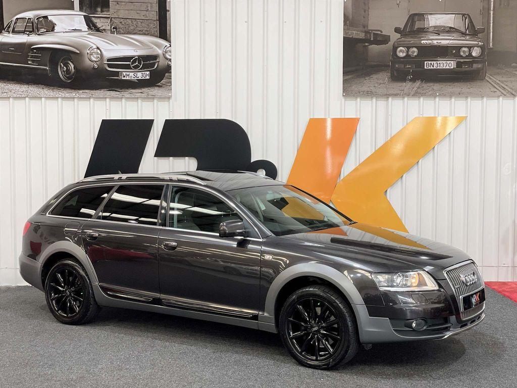 Audi A6 Allroad Estate 2.7 TDI quattro 5dr