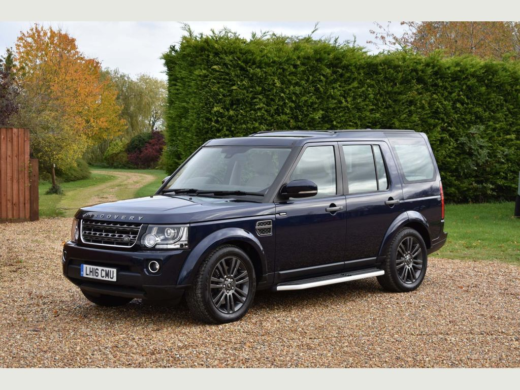 Land Rover Discovery 4 SUV 3.0 SD V6 Graphite (s/s) 5dr