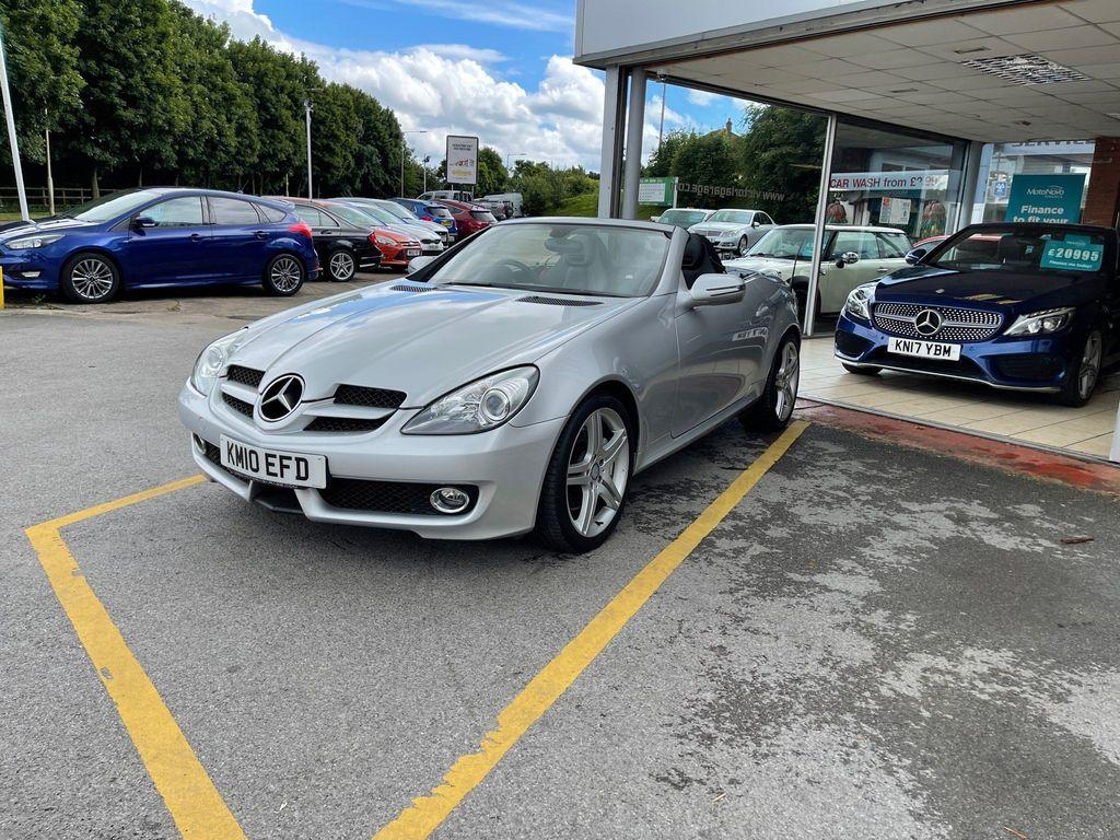 Mercedes-Benz SLK Convertible 3.0 SLK300 7G-Tronic 2dr