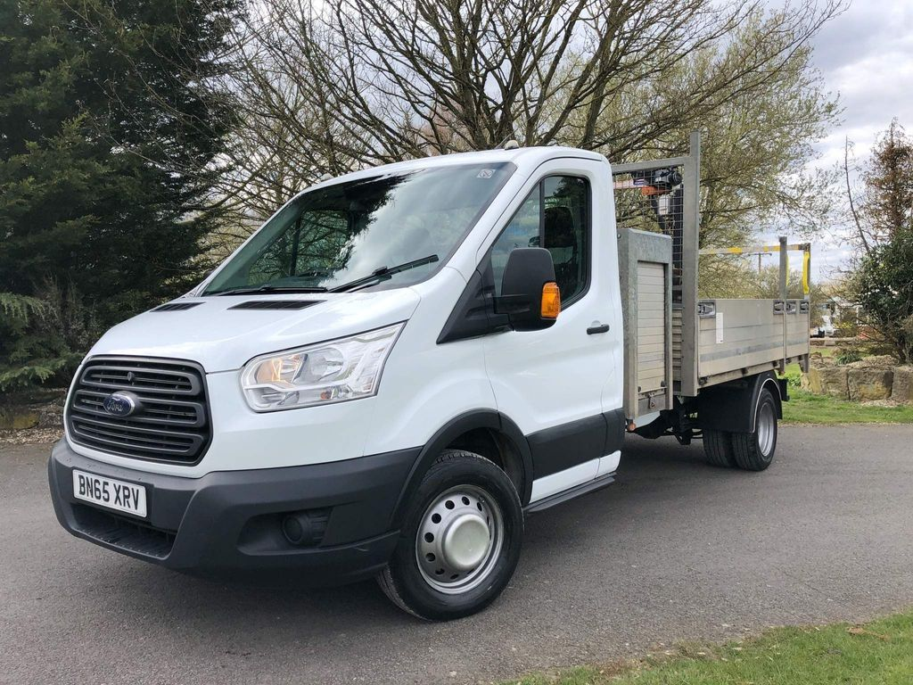 Ford Transit Tipper Tipper 2.2 TDCi 125PS 350 L3 Swing Lift