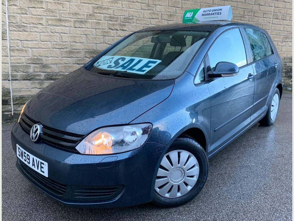 Volkswagen Golf Plus Hatchback 1.4 TSI S 5dr