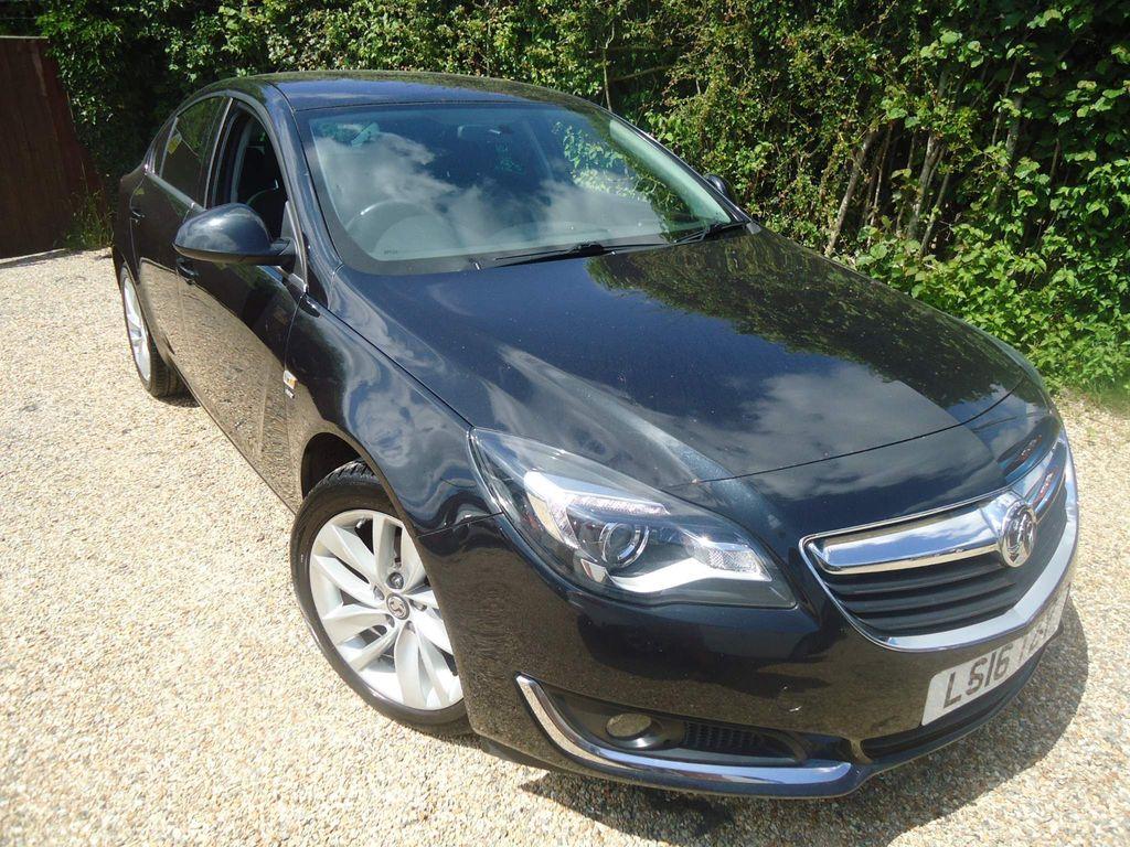 Vauxhall Insignia Hatchback 1.6 CDTi SRi Nav Auto 5dr