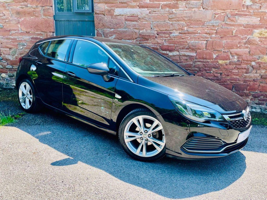 Vauxhall Astra Hatchback 1.4i Turbo SRi VX Line Nav 5dr
