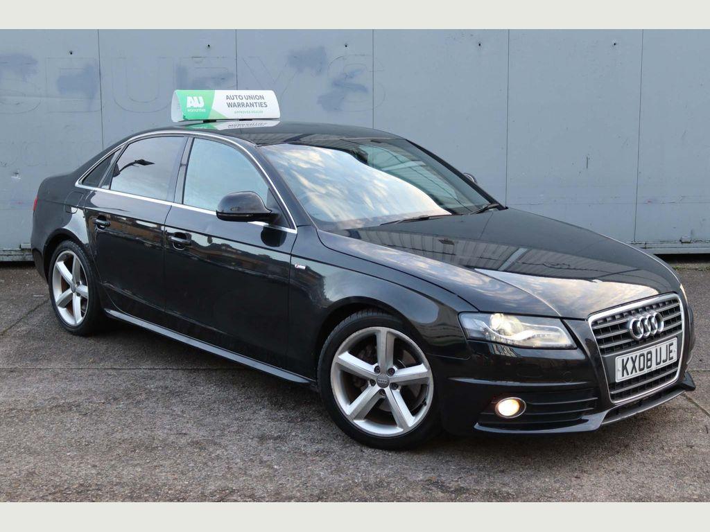 Audi A4 Saloon Diesel