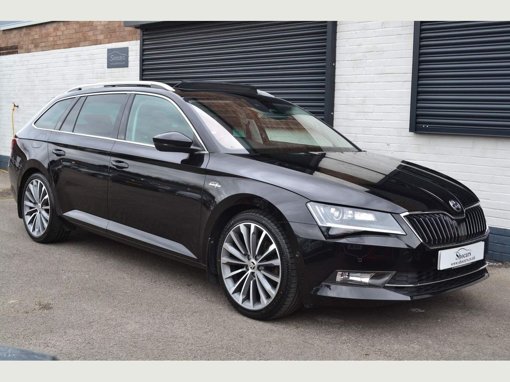 SKODA Superb Estate 2.0 TSI Laurin & Klement DSG (s/s) 5dr