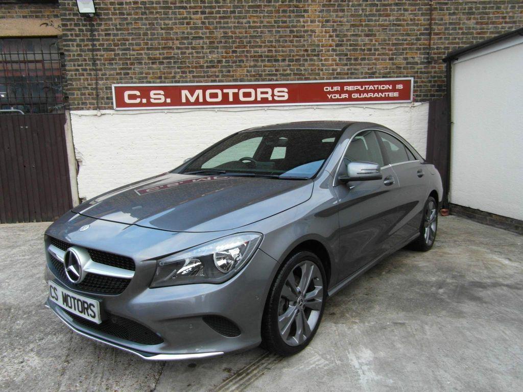 Mercedes-Benz CLA Class Coupe 1.6 CLA180 Sport 7G-DCT (s/s) 4dr