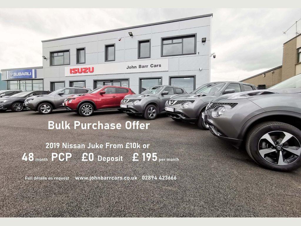Nissan Juke SUV 1.6 Acenta 5dr