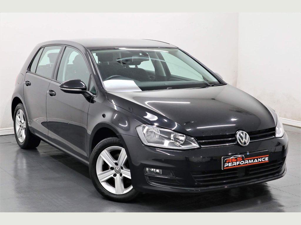 Volkswagen Golf Hatchback 2.0 TDI BlueMotion Tech Match DSG (s/s) 5dr
