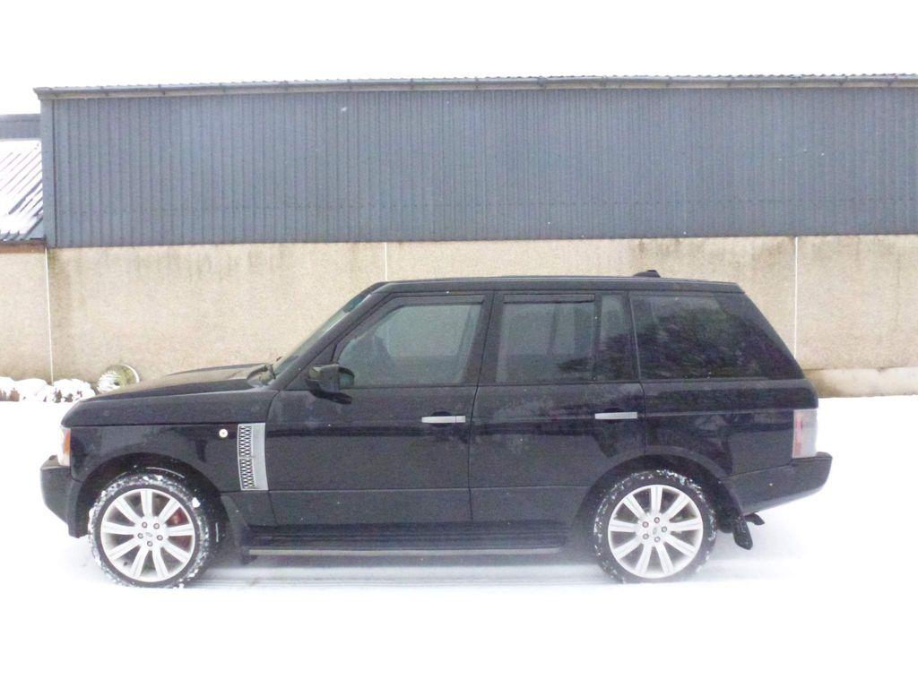 Land Rover Range Rover SUV 3.6 TD V8 Vogue 5dr