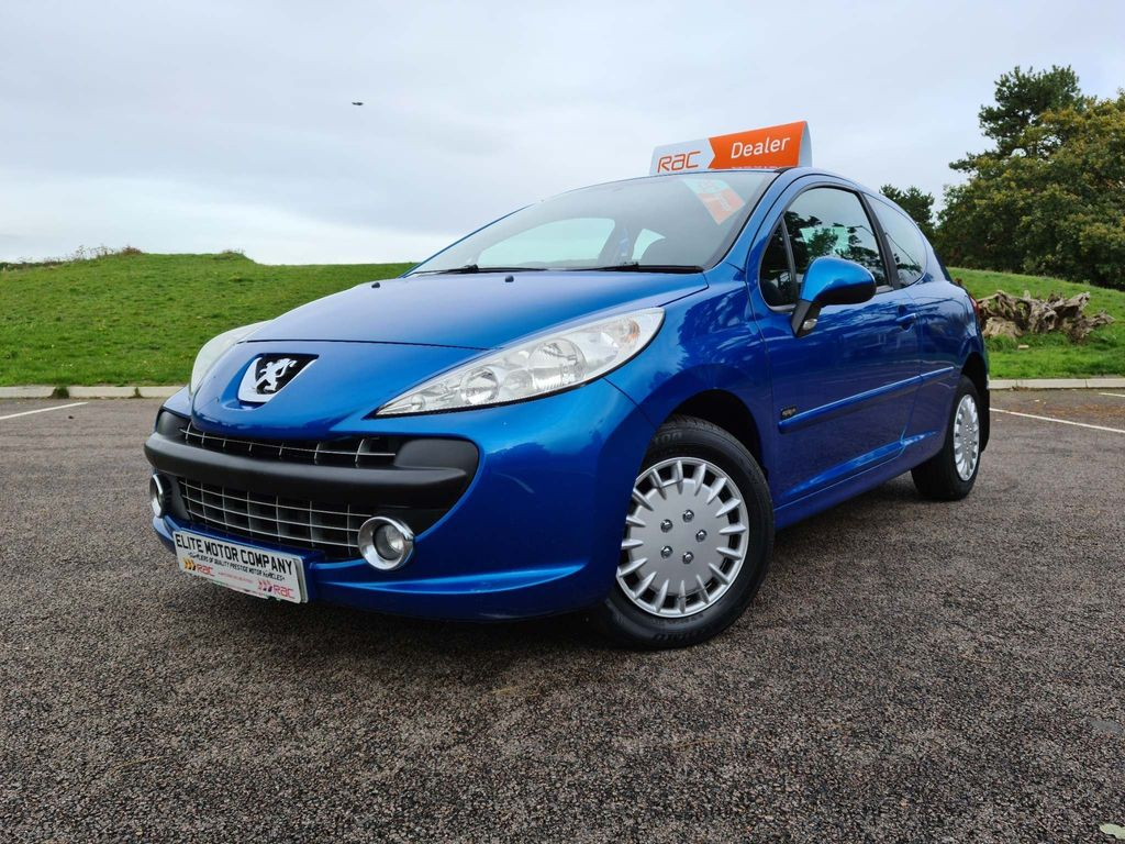 Peugeot 207 Hatchback 1.4 m:play 3dr
