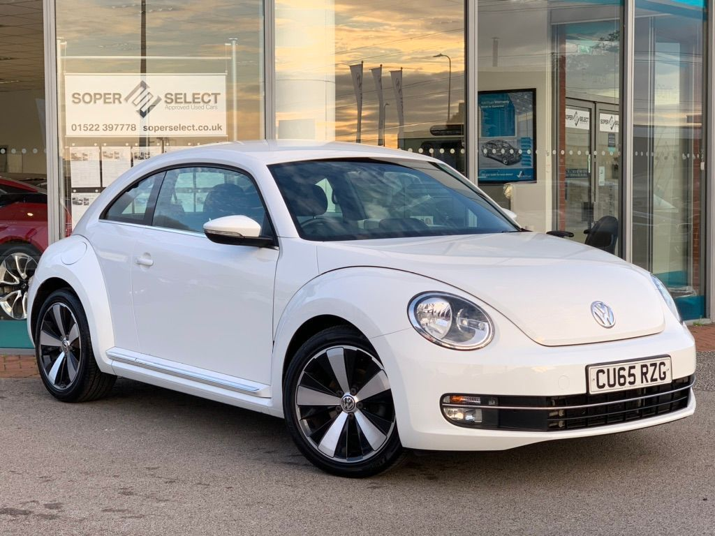 VOLKSWAGEN BEETLE Hatchback 1.2 TSI BlueMotion Tech Design (s/s) 3dr