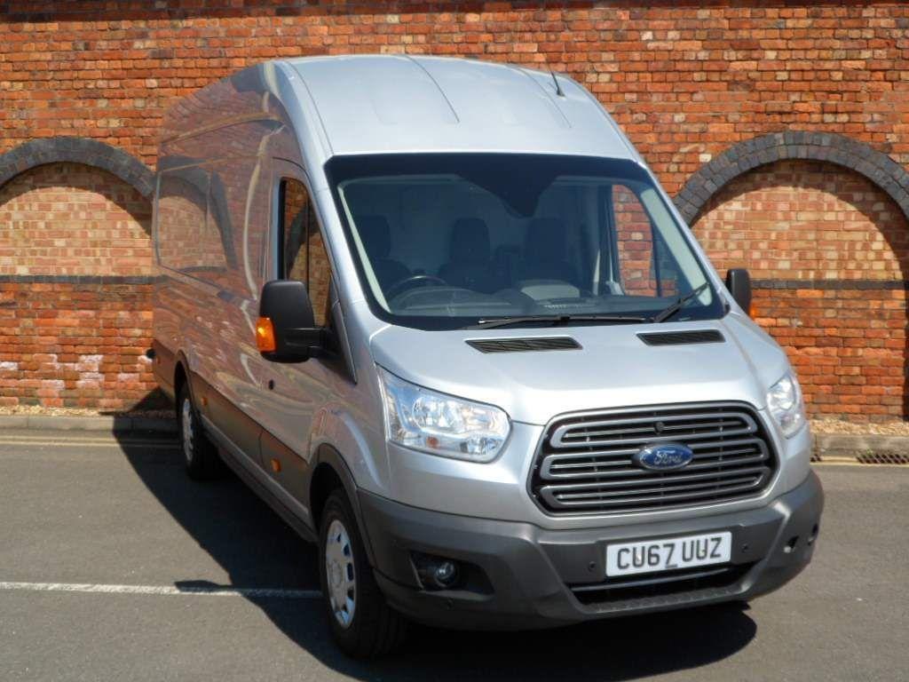 Ford Transit Panel Van 2.0 350 EcoBlue Trend RWD L4 H3 EU6 5dr
