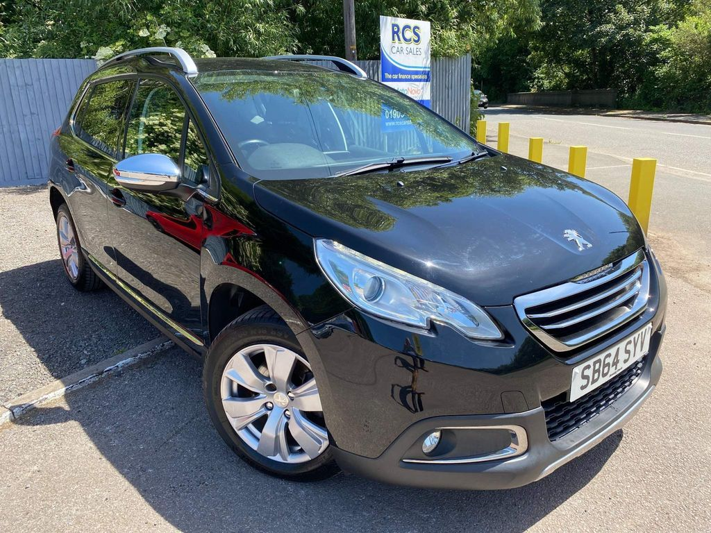 Peugeot 2008 SUV 1.6 VTi Allure Auto 5dr