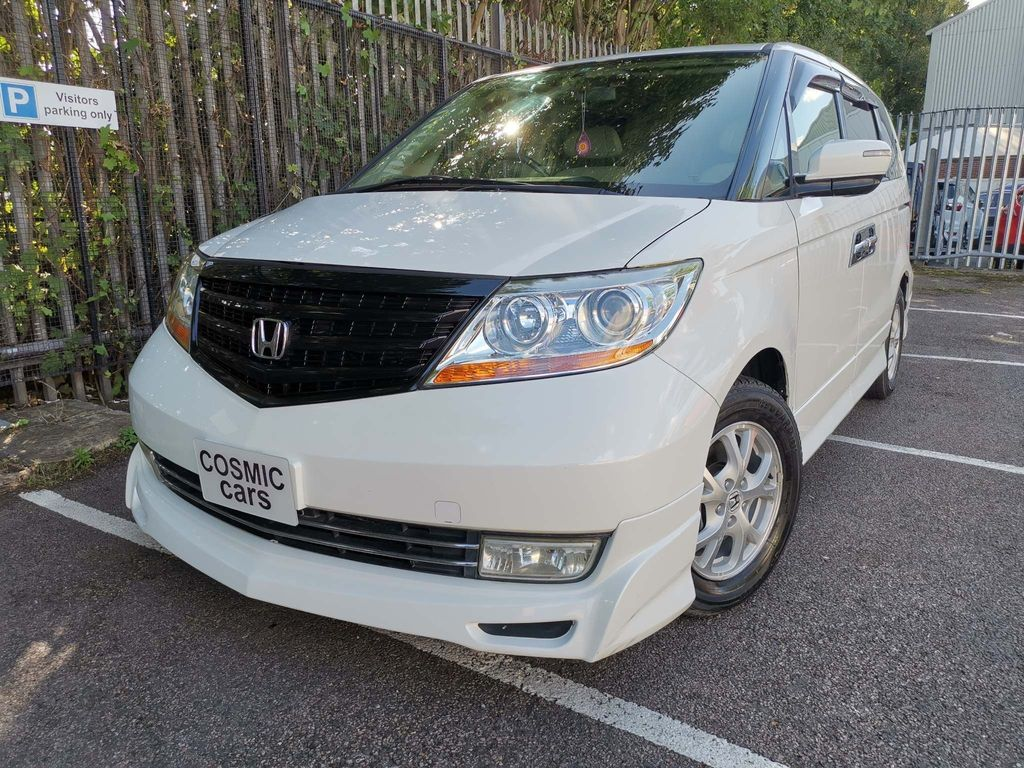Honda Elysion MPV 3.5 PRESTIGE TOP SPEC AUTOMATIC 7 SEATS
