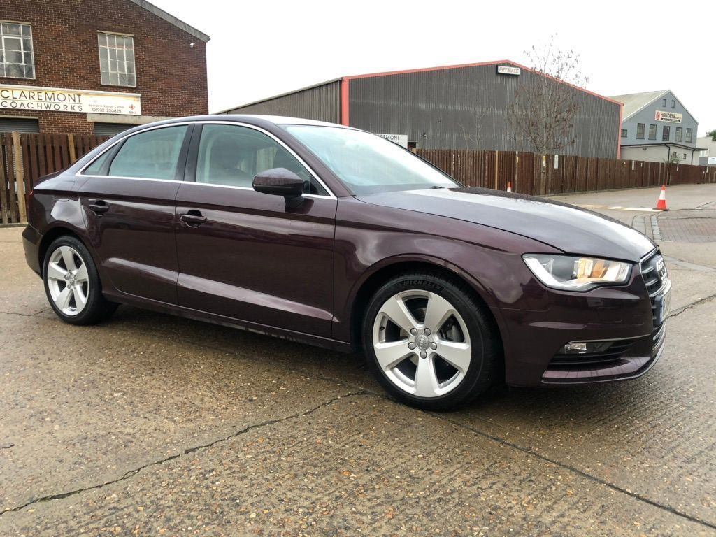 Audi A3 Saloon 1.6 TD Sport S Tronic 4dr