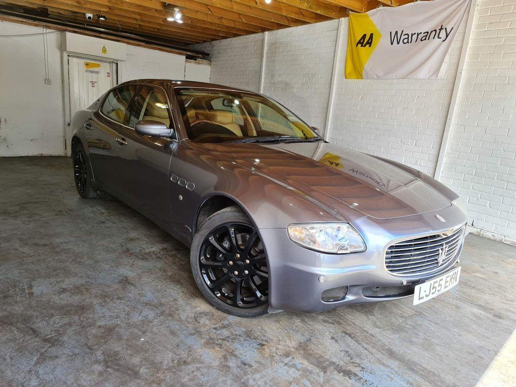 Maserati Quattroporte Saloon 4.2 Seq 4dr