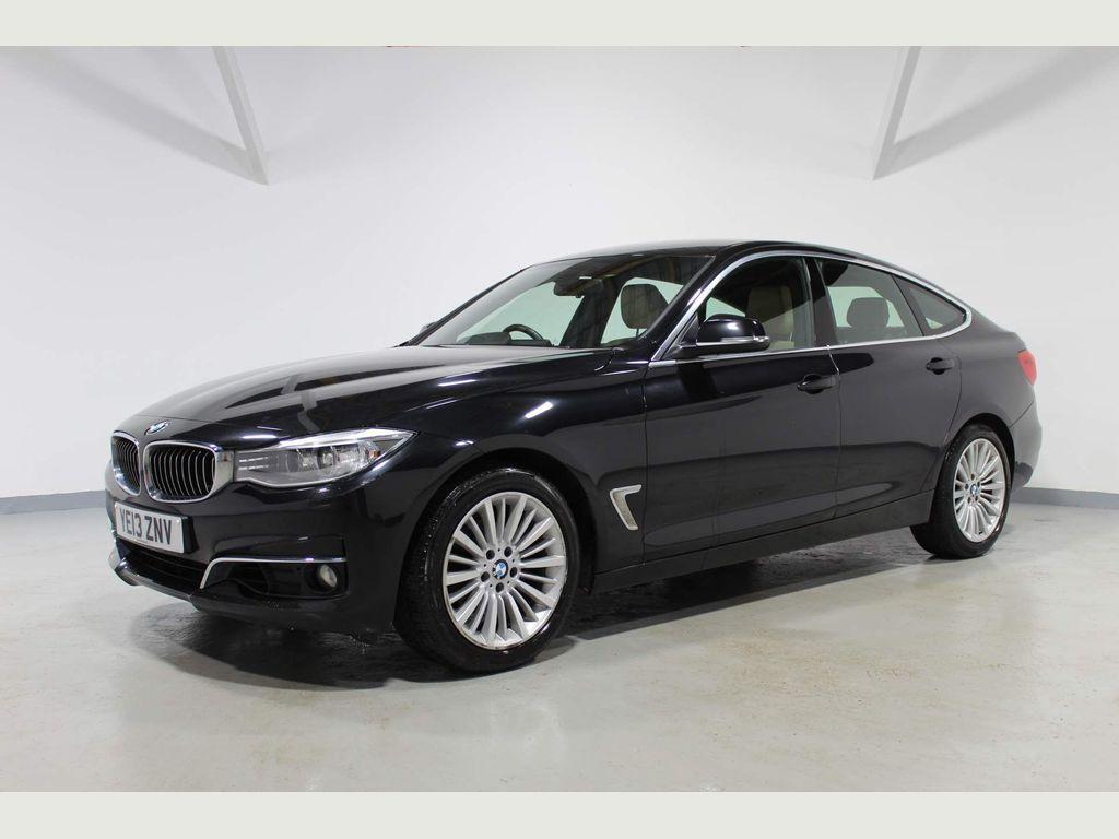 BMW 3 Series Gran Turismo Hatchback 2.0 320i Luxury GT Auto (s/s) 5dr