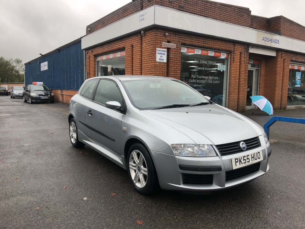Fiat Stilo Hatchback 1.4 16v Active 3dr