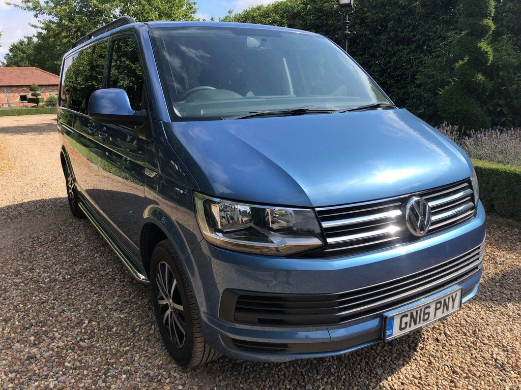 Volkswagen Transporter Shuttle Other 2.0 TDI T32 BlueMotion Tech S DSG FWD 5dr