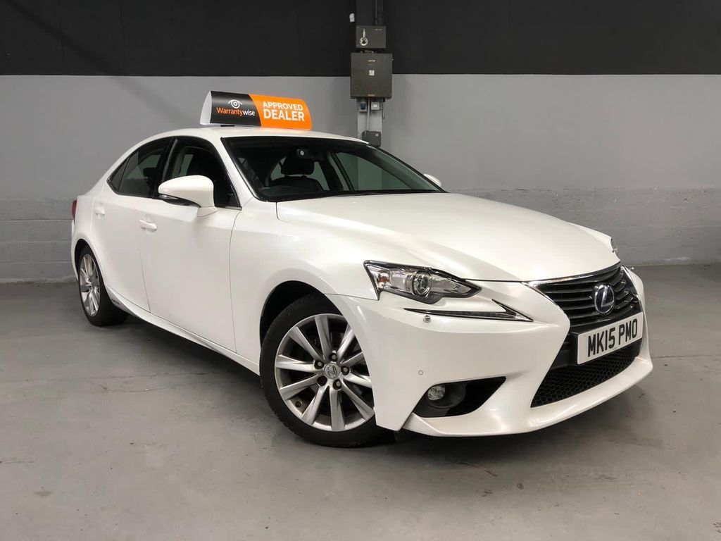 Lexus IS 300 Saloon 2.5 Executive Edition E-CVT 4dr