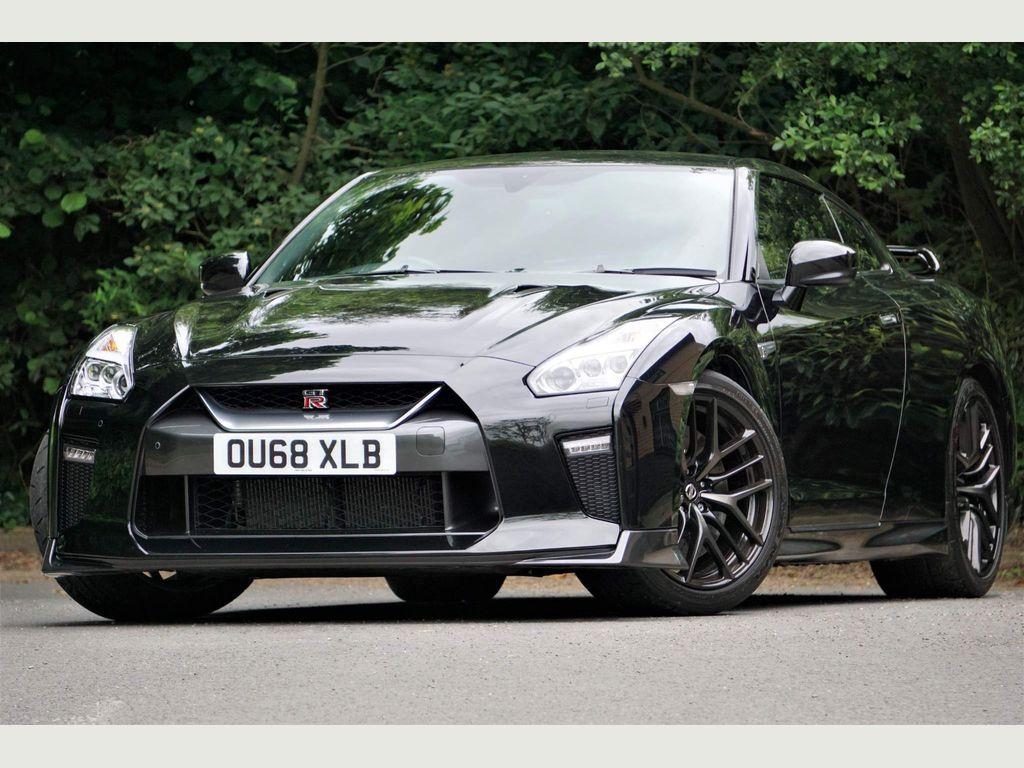 Nissan GT-R Coupe 3.8 V6 Prestige Auto 4WD 2dr