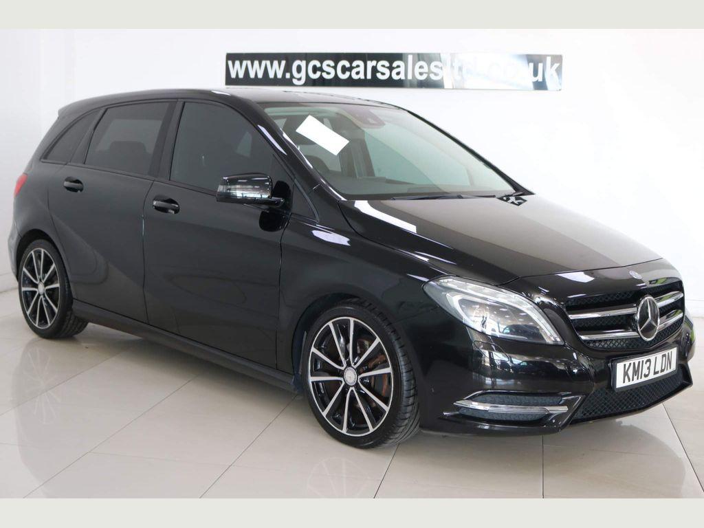 Mercedes-Benz B Class Hatchback 1.8 B200 CDI BlueEFFICIENCY Sport 7G-DCT (s/s) 5dr