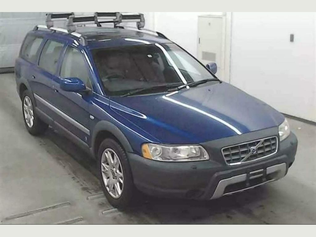 Volvo XC70 Estate 2.5 4WD HEATHER LEATHERS CROSS COUNTRY