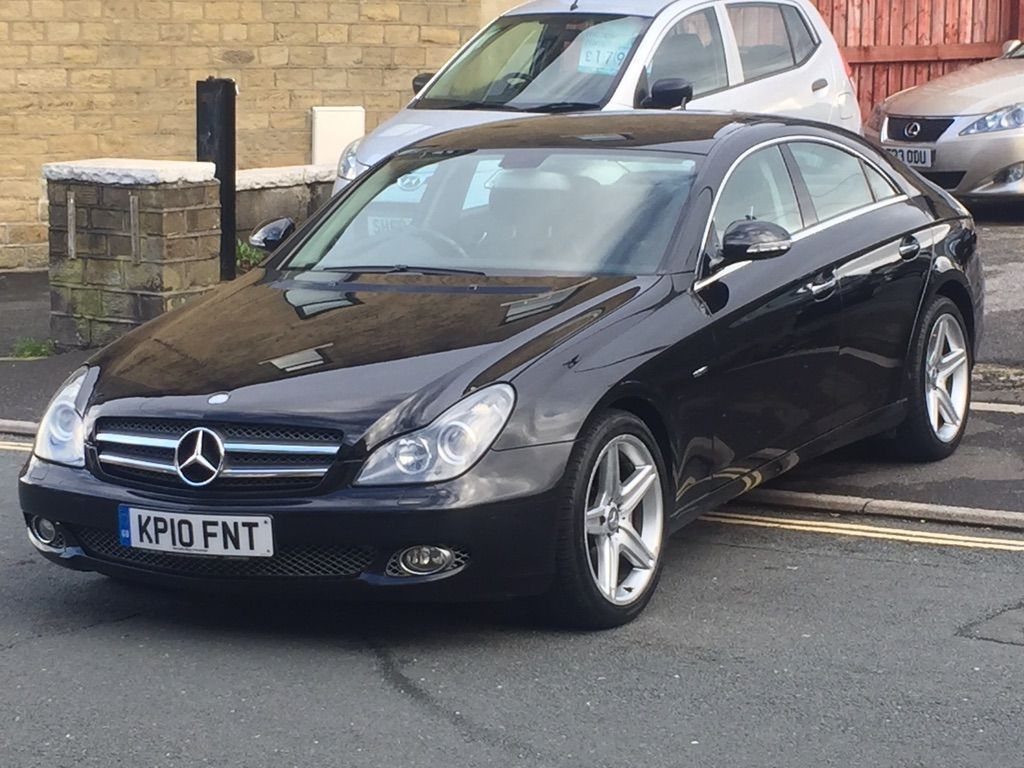 Mercedes-Benz CLS Coupe 3.0 CLS350 CDI Grand Edition 7G-Tronic 4dr