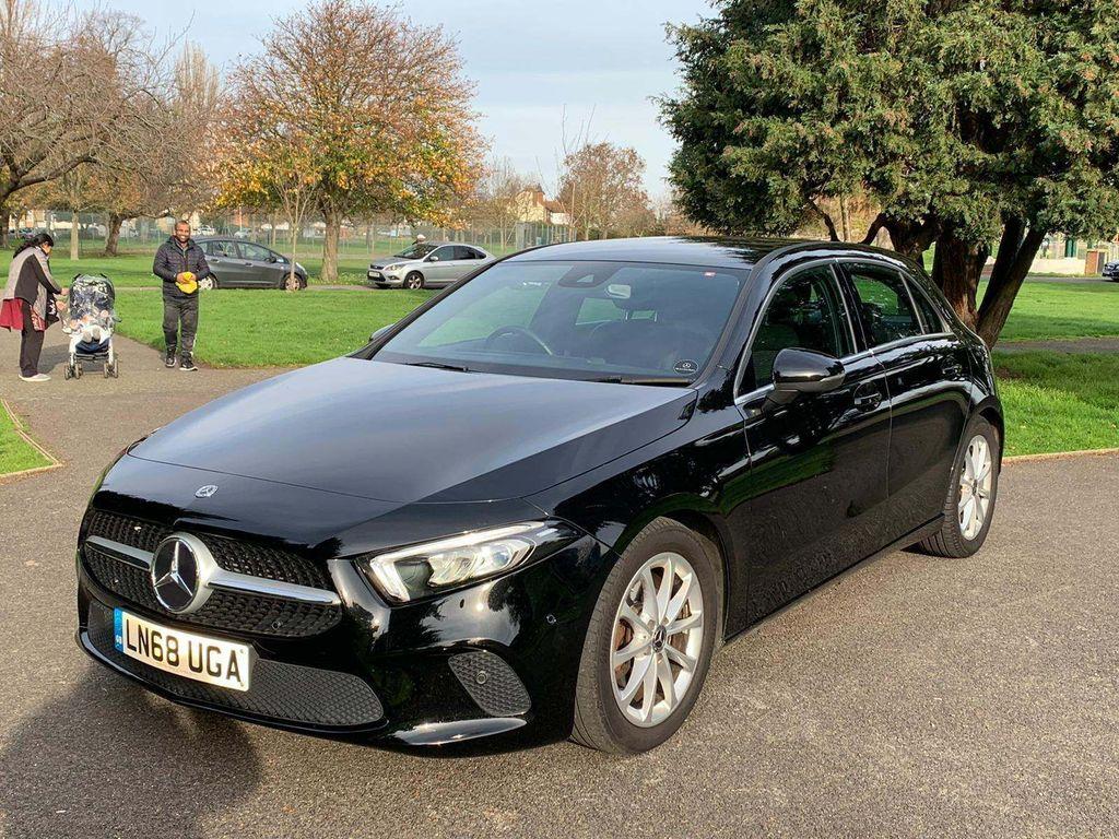 Mercedes-Benz A Class Hatchback 1.5 A180d Sport (Executive) 7G-DCT (s/s) 5dr