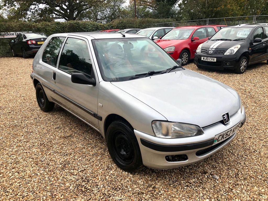 Peugeot 106 Hatchback 1.1 Independence Limited Edition 3dr