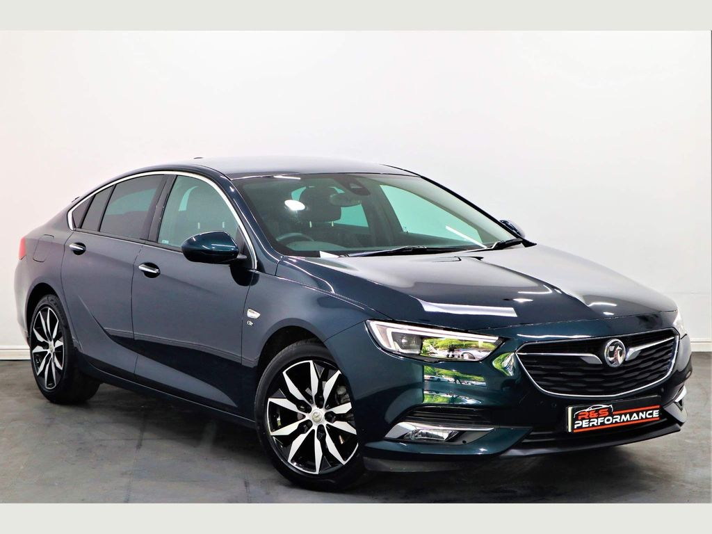 Vauxhall Insignia Hatchback 1.5i Turbo Elite Nav Grand Sport (s/s) 5dr