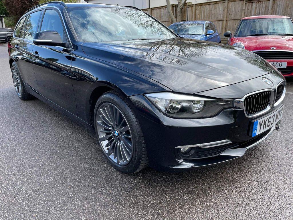 BMW 3 Series Estate 2.0 320d Luxury Touring (s/s) 5dr
