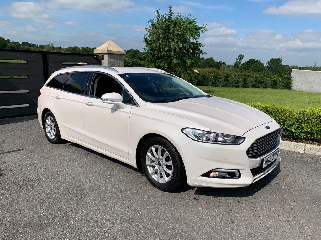 Ford Mondeo Estate 1.5 TDCi ECOnetic Titanium (s/s) 5dr