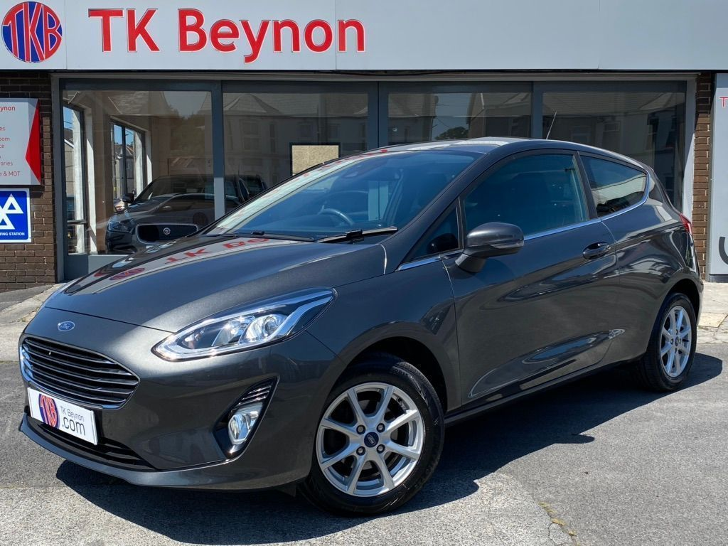 Ford Fiesta Hatchback 1.1 Ti-VCT Zetec (s/s) 3dr