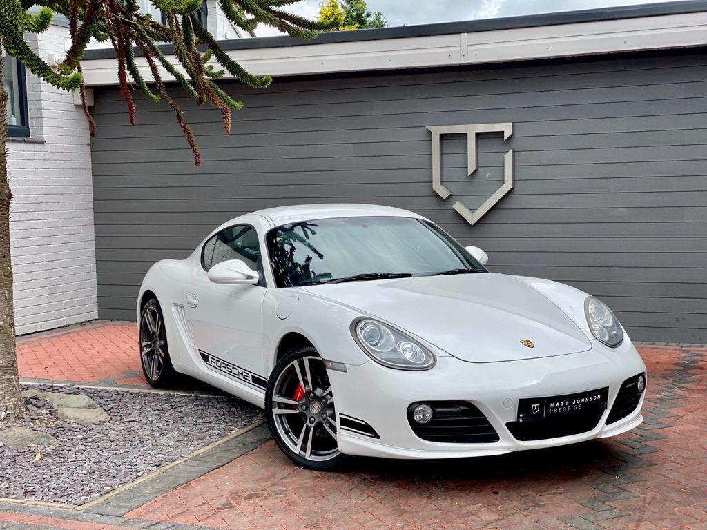 Porsche Cayman Coupe 2.9 987 PDK 2dr
