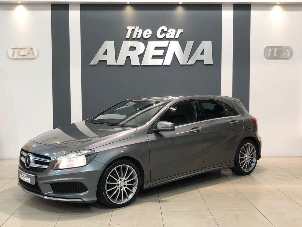 Mercedes-Benz A Class Hatchback 1.8 A200 CDI BlueEFFICIENCY AMG Sport 5dr