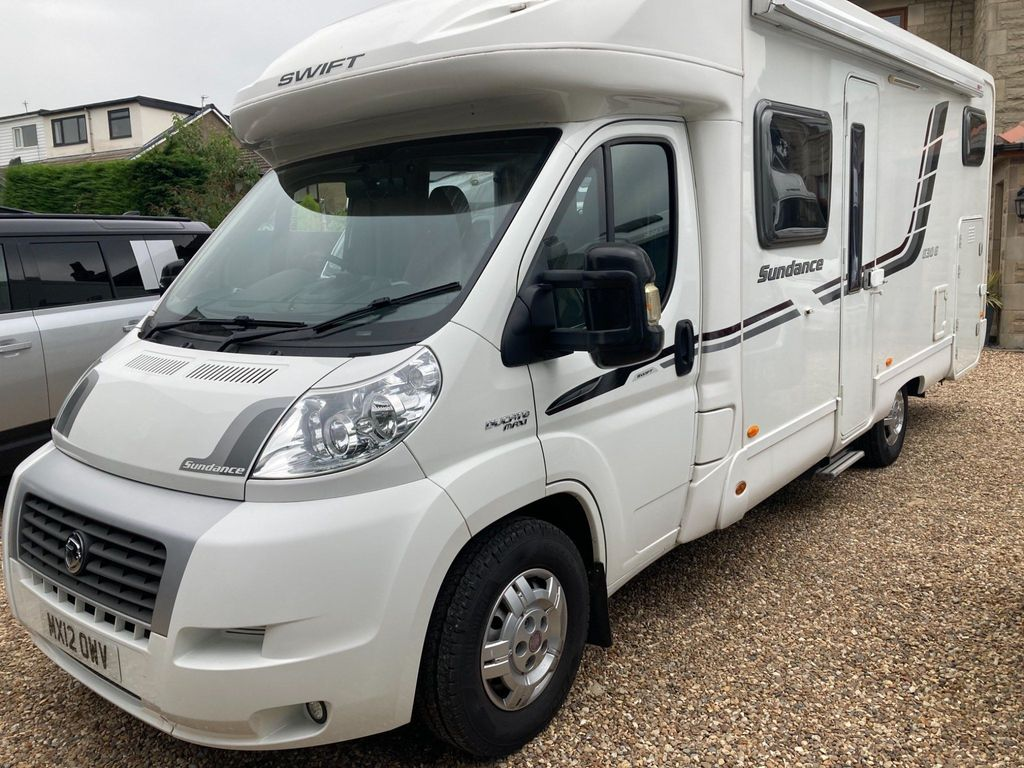 Swift Sundance 630 G Coach Built 4 BERTH DELIVERY POSSIBLE