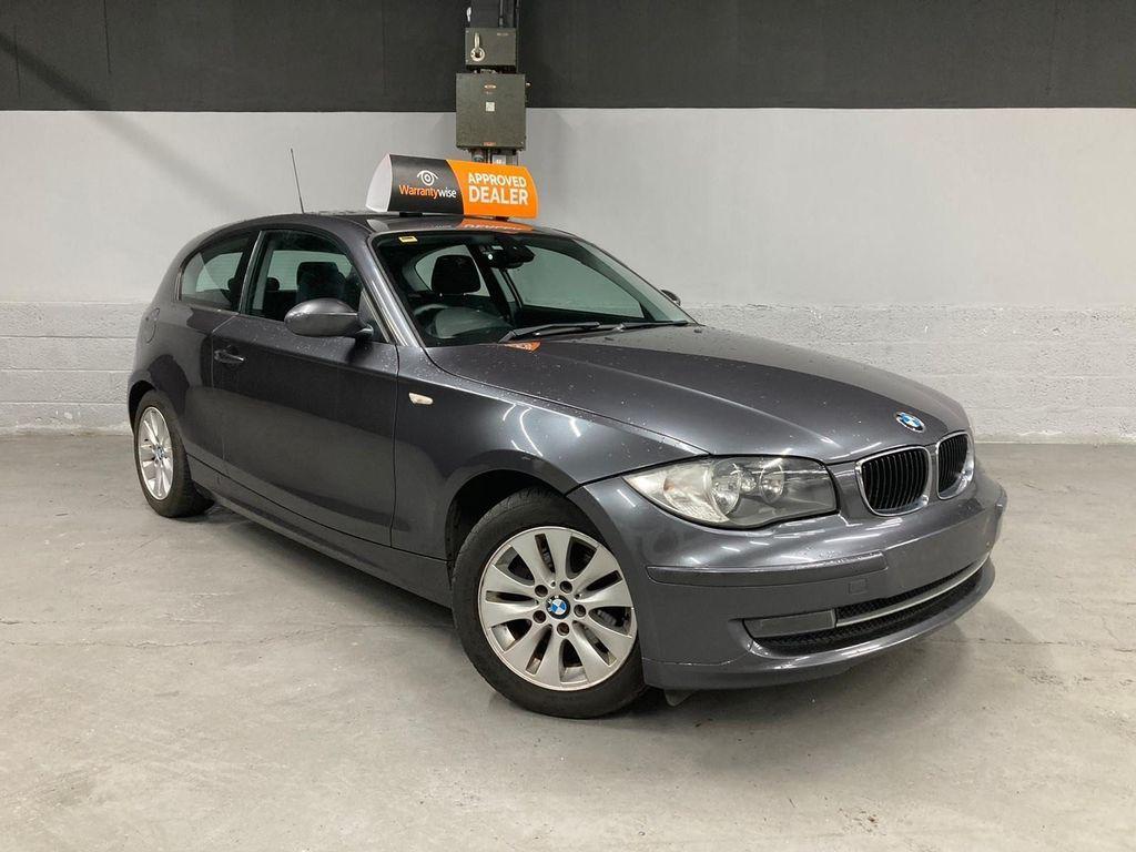 BMW 1 Series Hatchback 2.0 120d ES Auto 3dr
